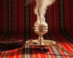 Bakhor - kadzidło zapachowe MABSUS AMBER OUD #1329